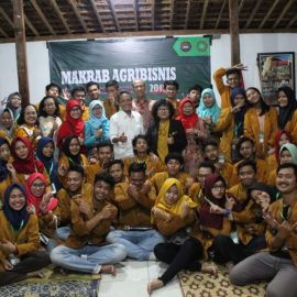 Makrab Agribisnis : Young soul of Agriculture